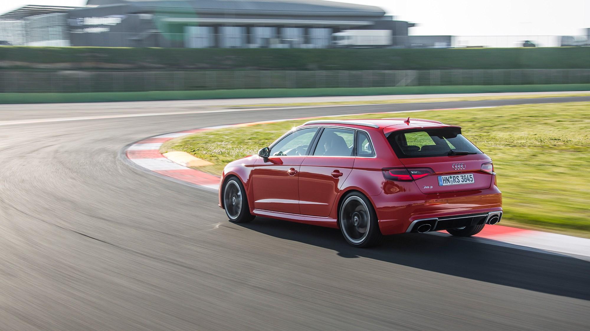 Kekurangan Audi Rs3 Sportback Review