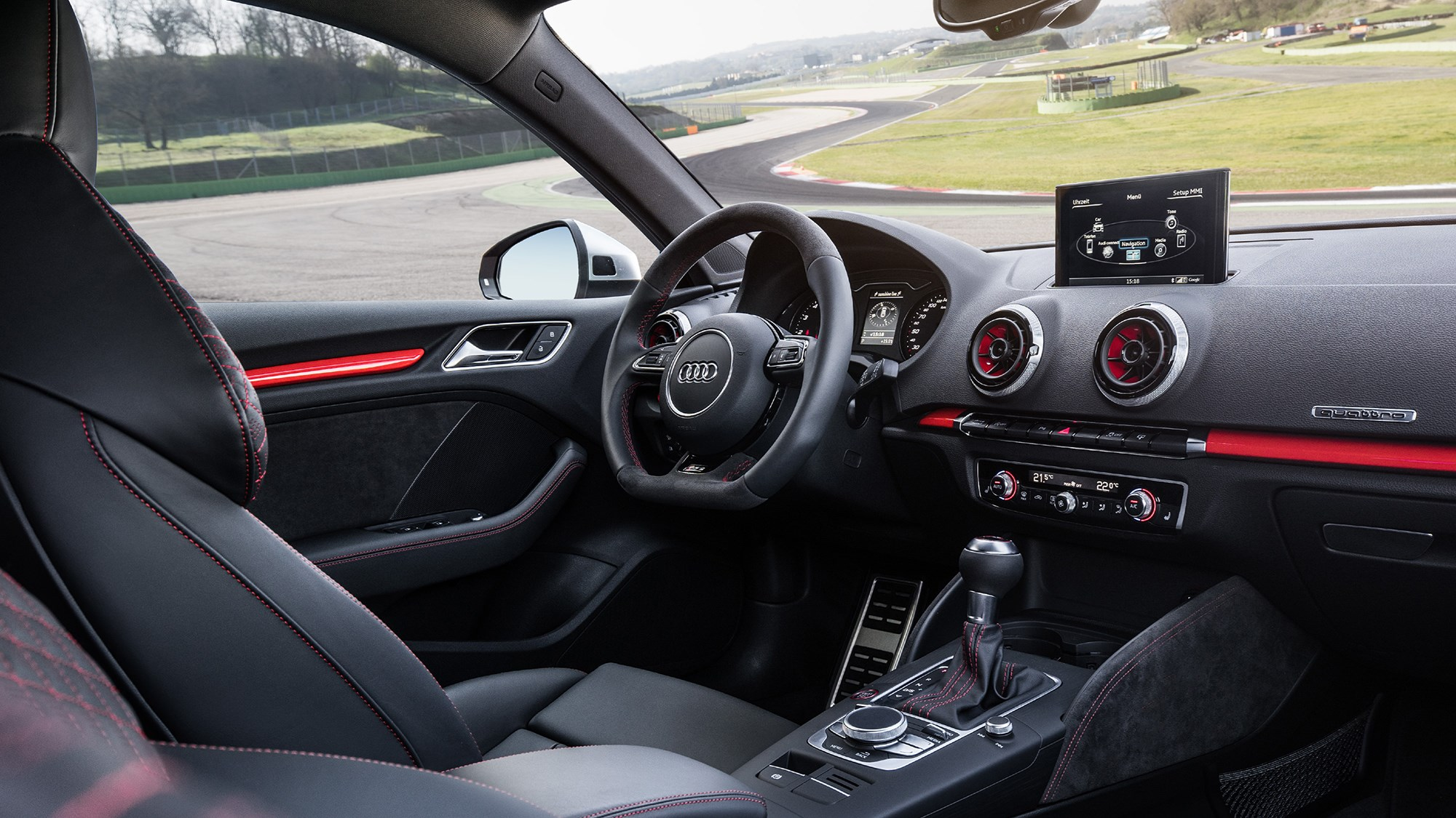 Audi Rs3 Sportback 2015 Review Car Magazine