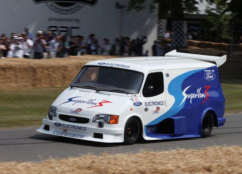 Ford Supervan 3