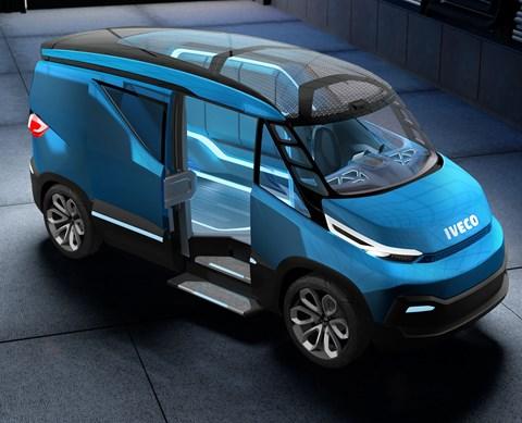Iveco Vision concept