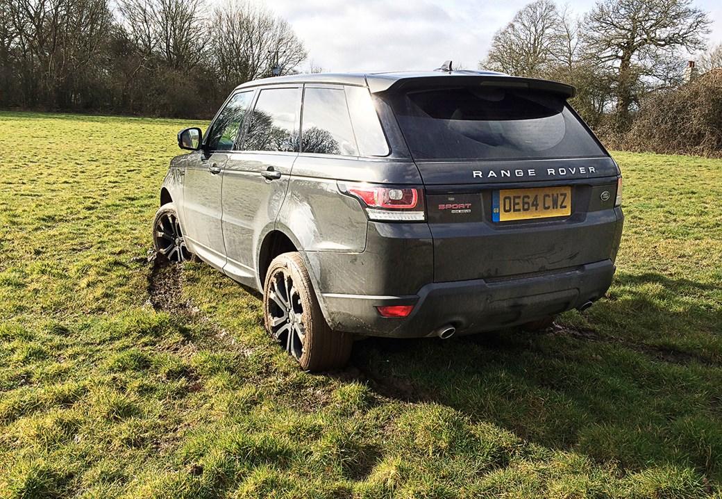 We've Sunk Our Range Rover Sport: Land Rover Lander Tailgate Wiring Diagram At Jornalmilenio.com