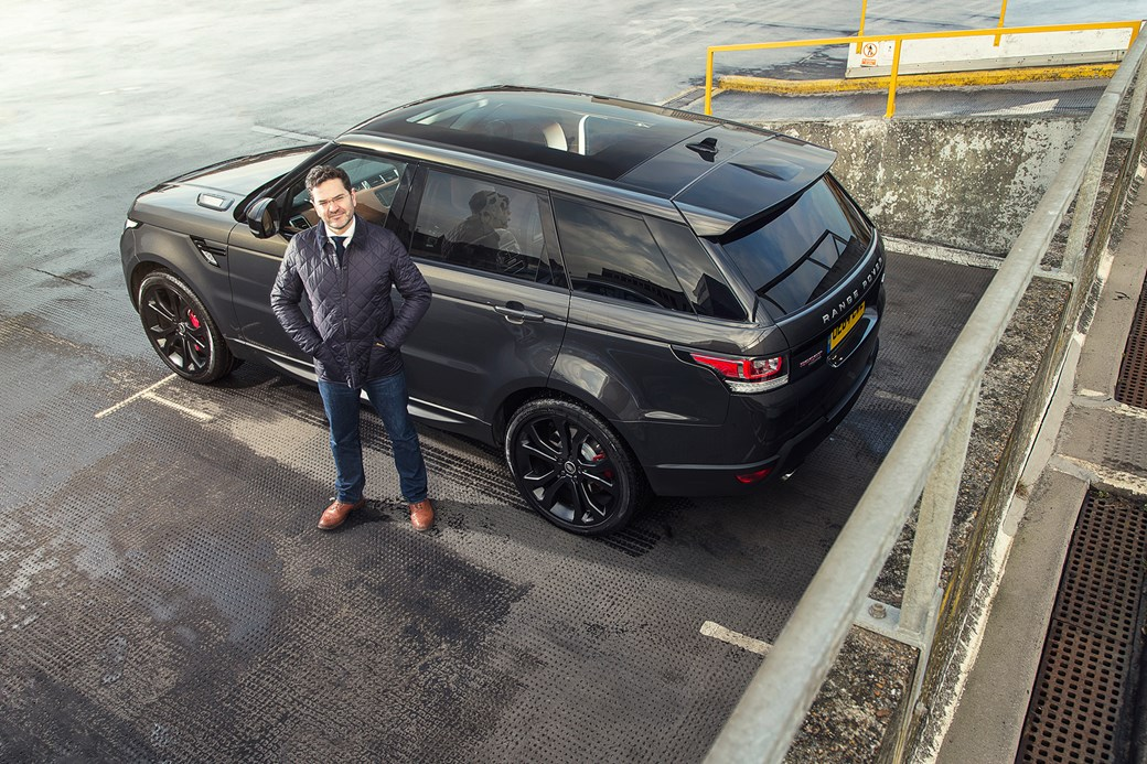 Ben Oliver Welcomes The Range Rover Sport To Car Magazine S Fleet