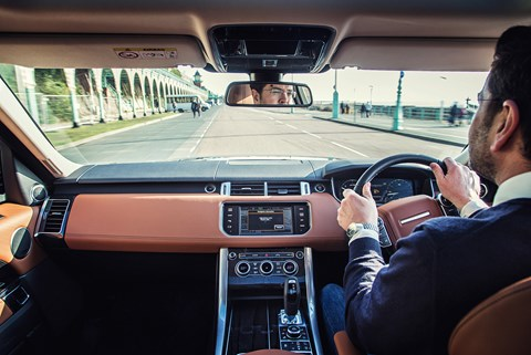 Driving our Range Rover Sport (2015)