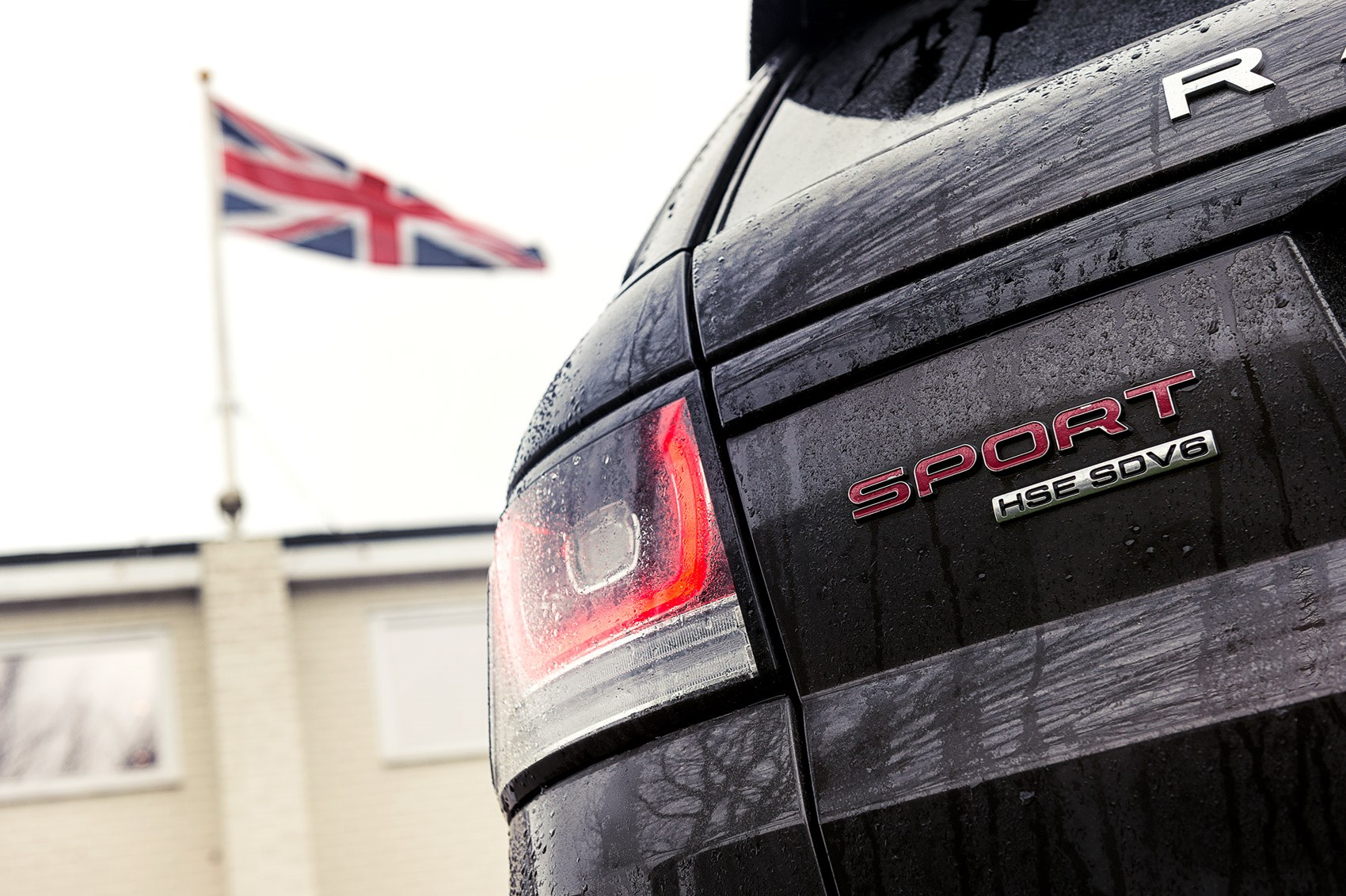 Genuine Range Rover Sport Autobiography Badge