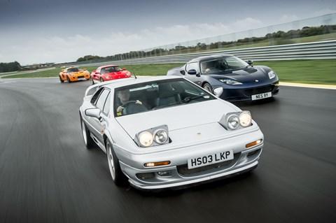 Lotus Esprit V8: a proper, old-school Lotus
