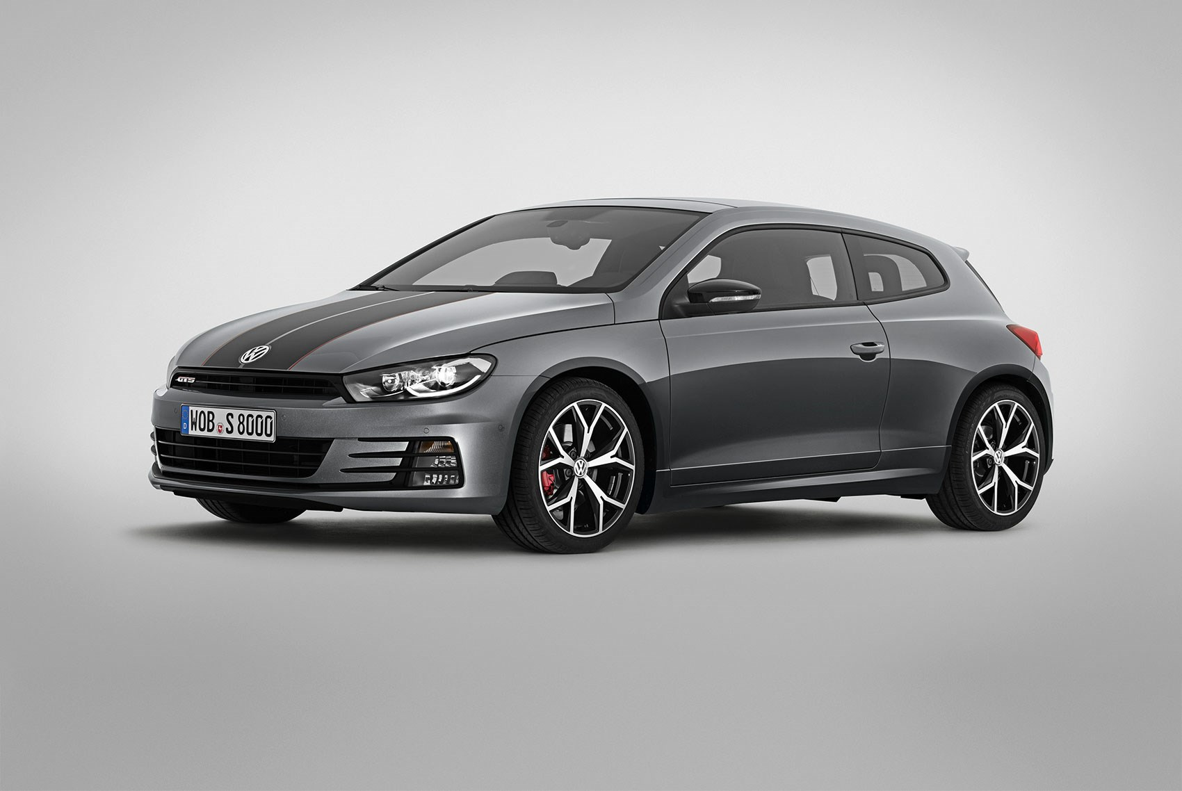 shanghai special new vw scirocco gts to debut in china. Black Bedroom Furniture Sets. Home Design Ideas