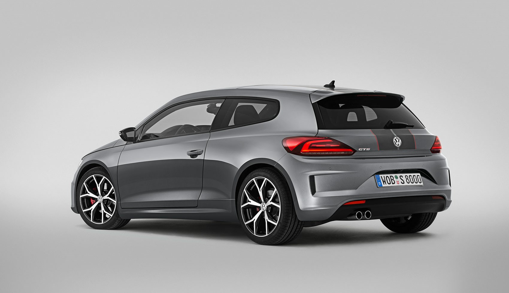shanghai special new vw scirocco gts to debut in china