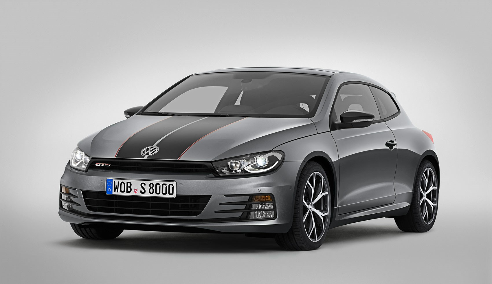 shanghai special new vw scirocco gts to debut in china by car magazine. Black Bedroom Furniture Sets. Home Design Ideas