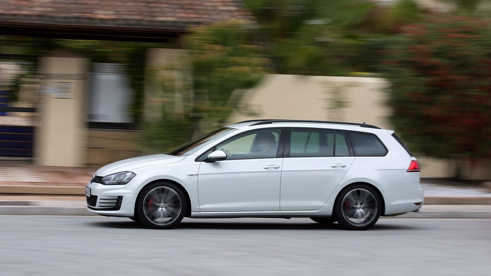 VW Golf GTD Estate (2015) review | CAR Magazine