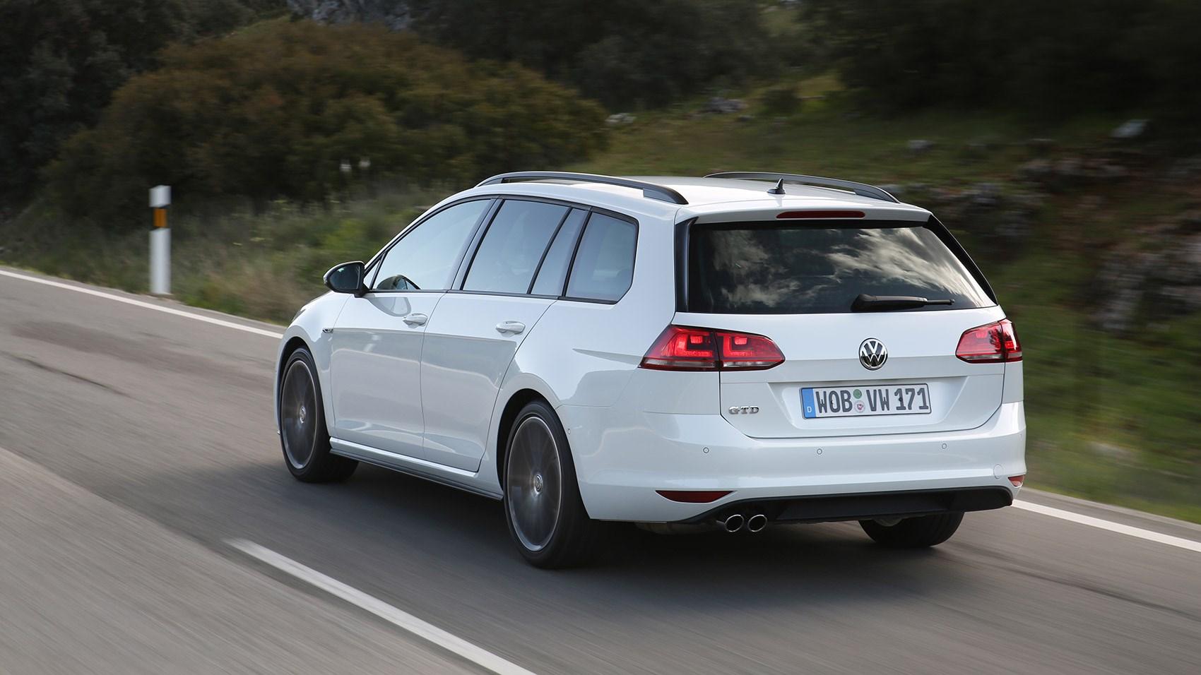 Vw Golf R Lease >> VW Golf GTD Estate (2015) review | CAR Magazine