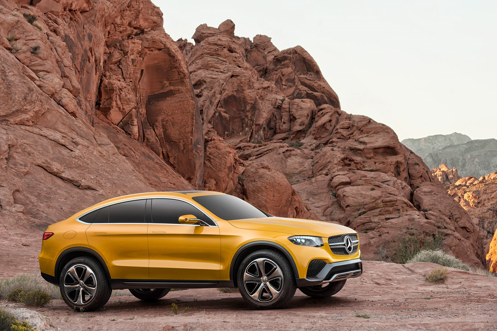 all hail the new 2016 glk mercedes concept glc coupe unveiled at shanghai by car magazine. Black Bedroom Furniture Sets. Home Design Ideas