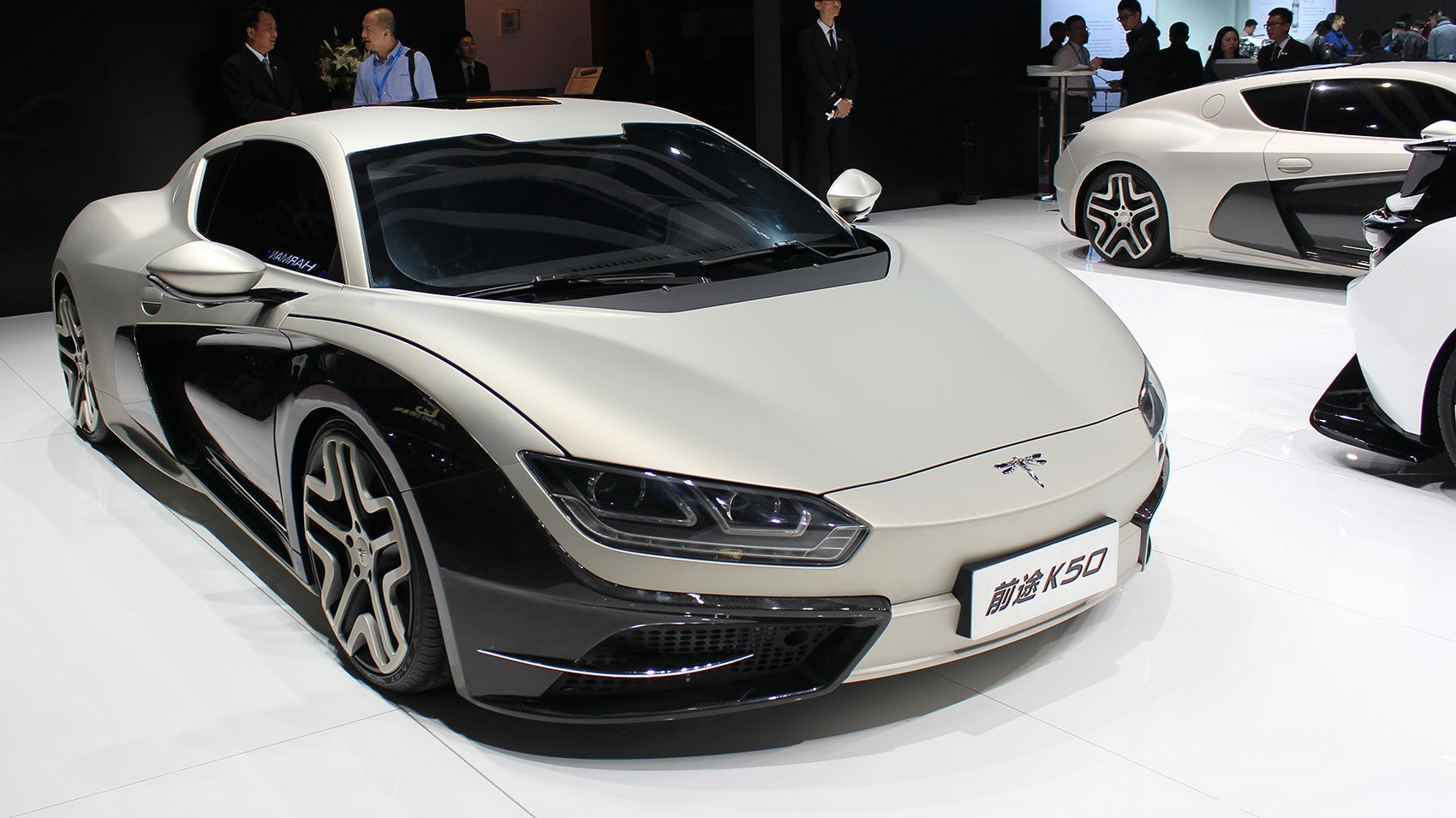 It's a knock-off! China's copycat cars at the 2015 ...