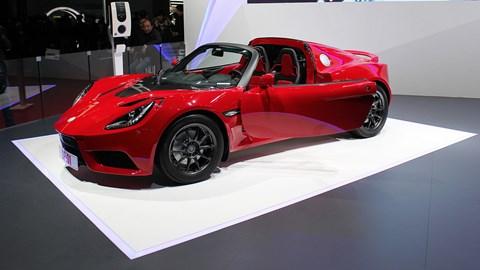 Detroit Electric Shanghai motor show 2015