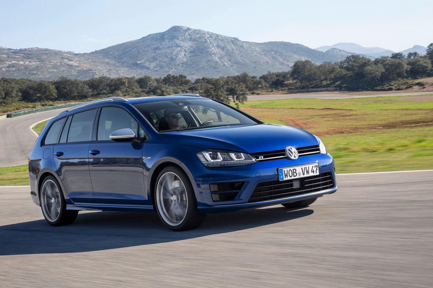 Vw Golf R Estate Review >> VW Golf R Estate (2015) review by CAR Magazine
