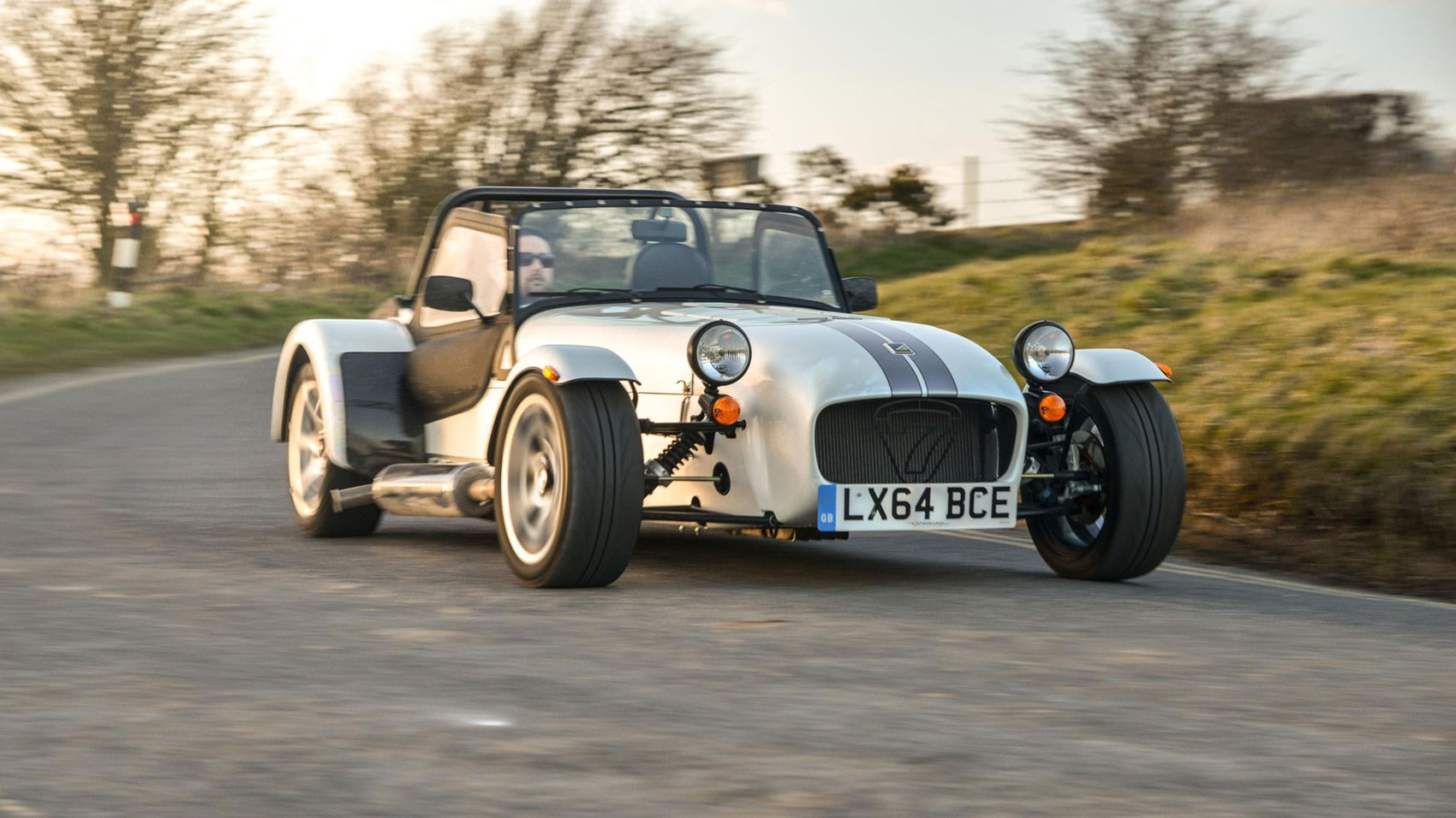 New 2015 Caterham range review 270 360 and 420 driven by CAR