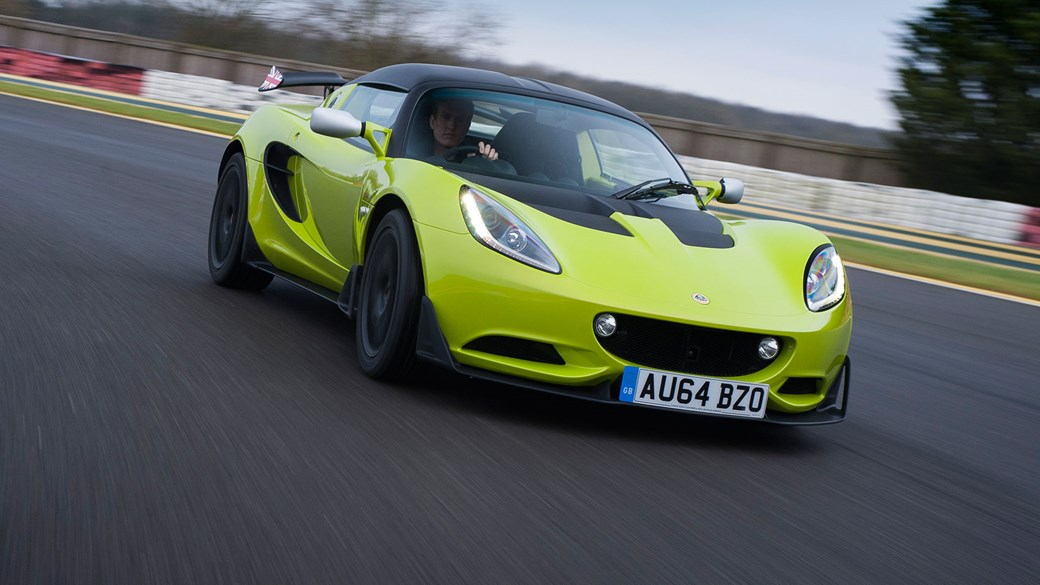 Lotus Elise S Cup (2015) review | CAR Magazine
