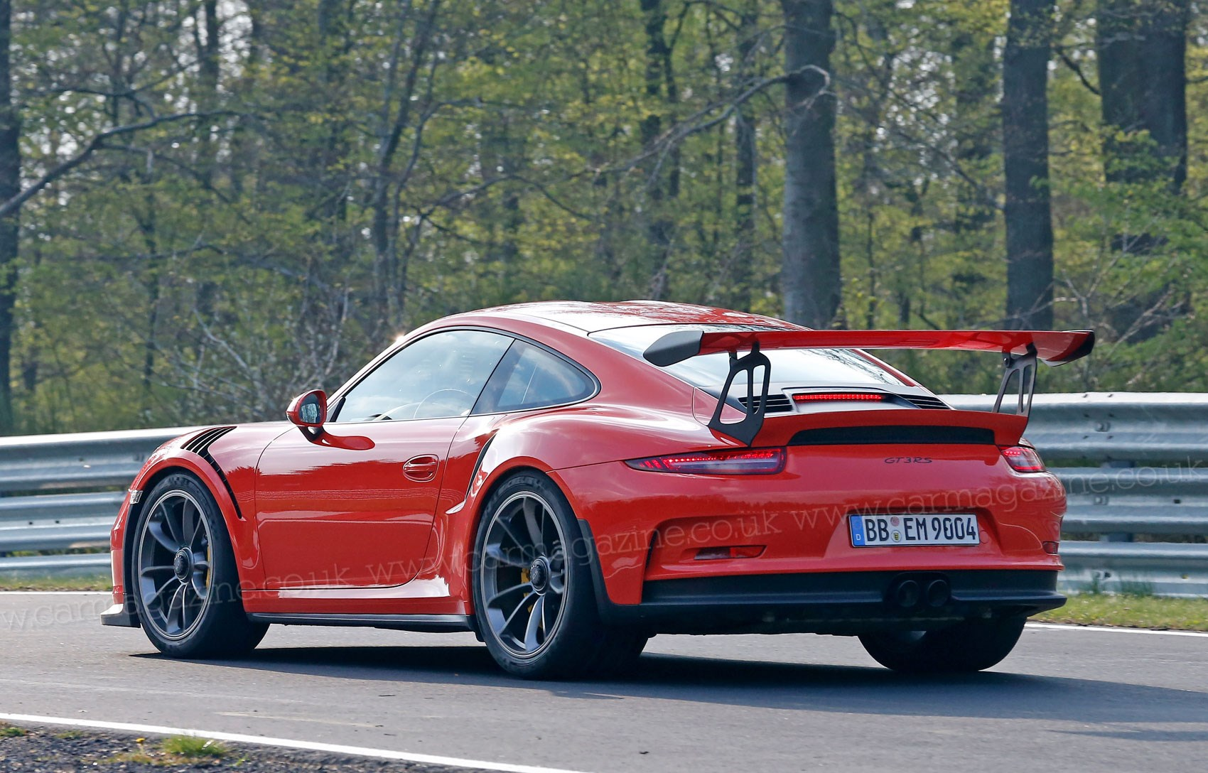 mark webber spotted driving 2015 porsche 911 gt3 rs at the 39 ring by car magazine. Black Bedroom Furniture Sets. Home Design Ideas