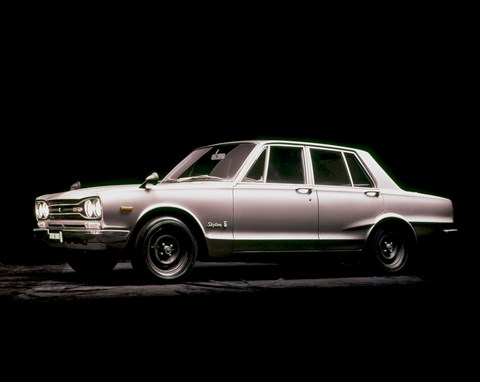 Classic Nissan Skyline