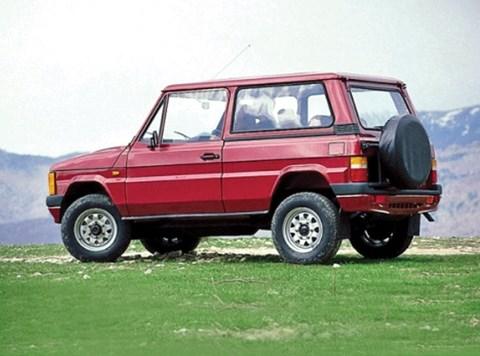 1980s Dacia Duster