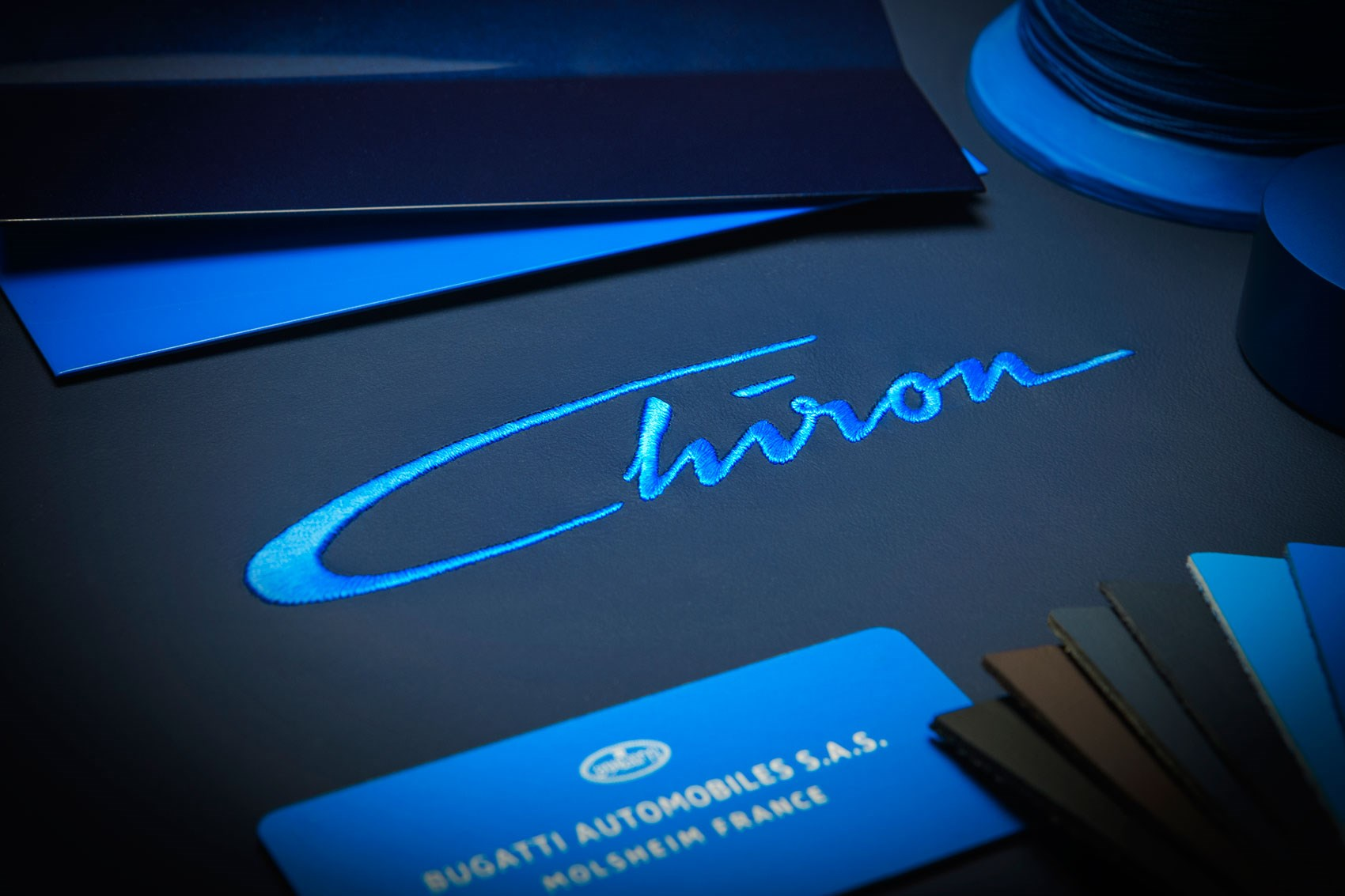 Bugatti is go! New Chiron name confirmed, here at Geneva 2016