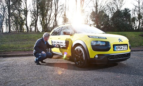 CAR's Anthony ffrench-Constant meets his new Citroen C4 Cactus