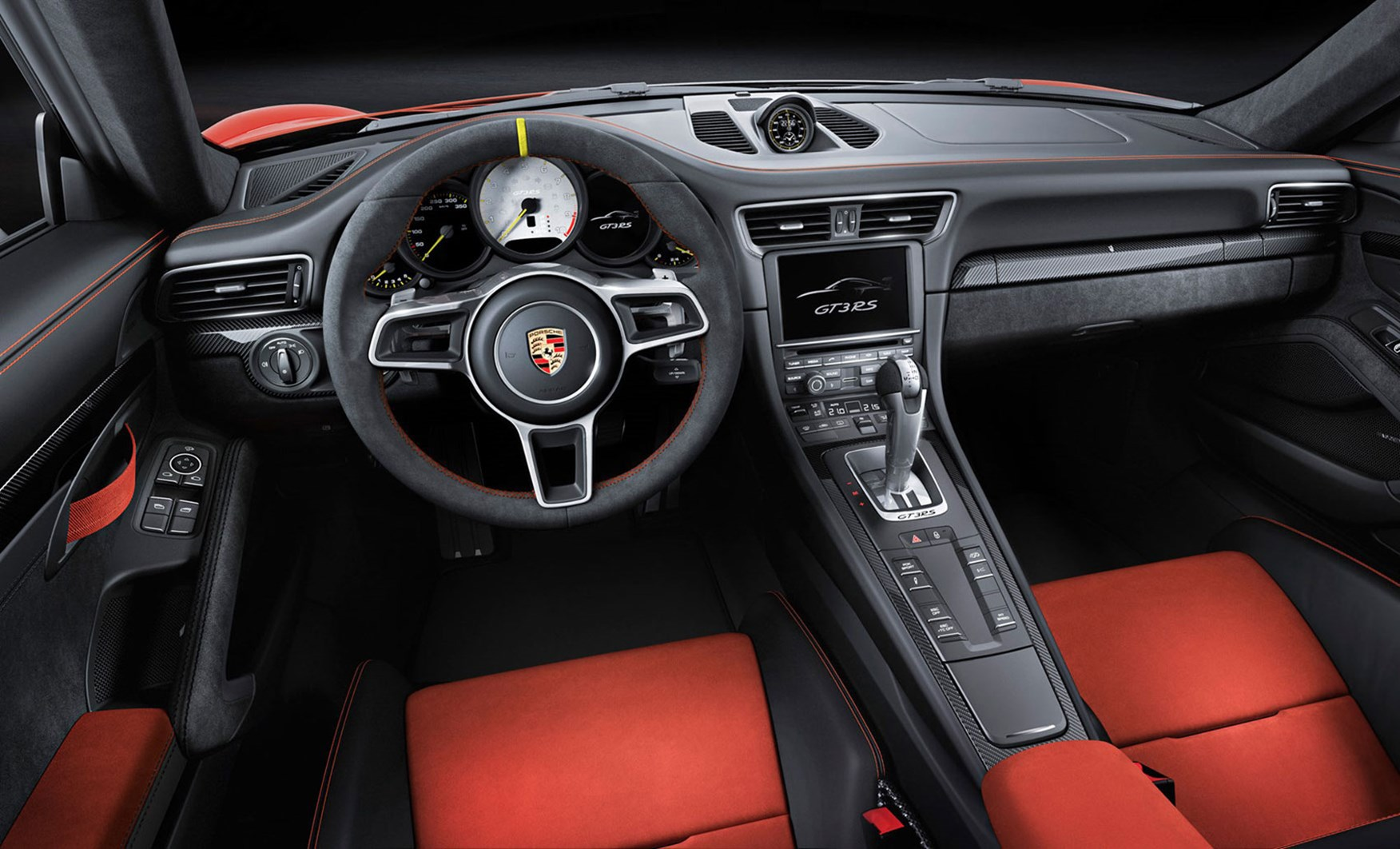 A Guided Tour Of The 2015 Porsche 911 Gt3 Rs By The Boss By Car