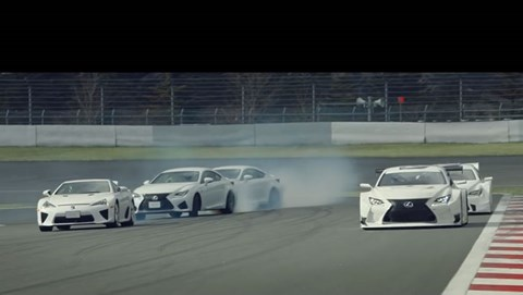 Lexus Dance of F video: does it change your perception?