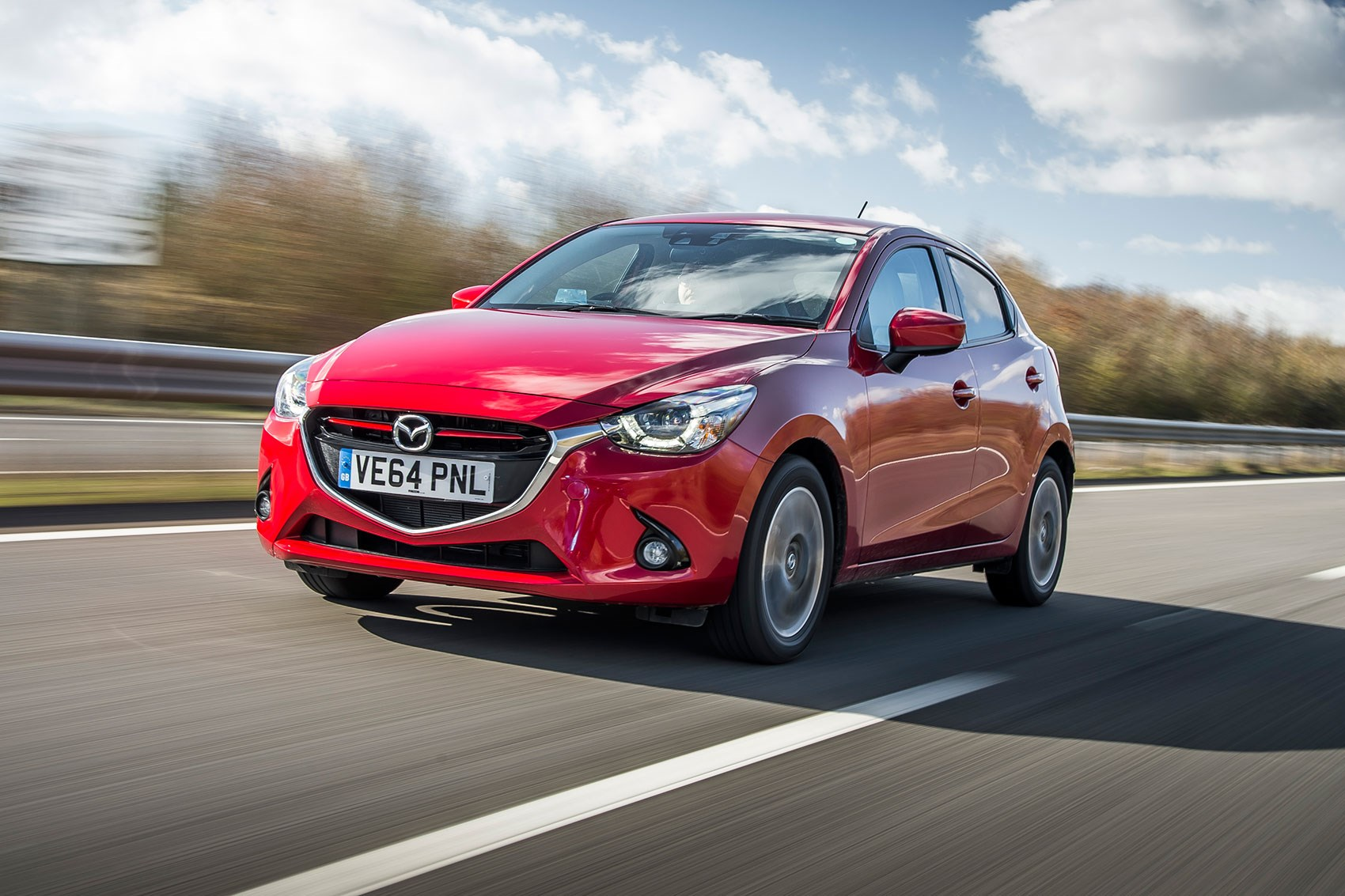 mazda 2 1 5 90ps se l nav 2015 review by car magazine. Black Bedroom Furniture Sets. Home Design Ideas