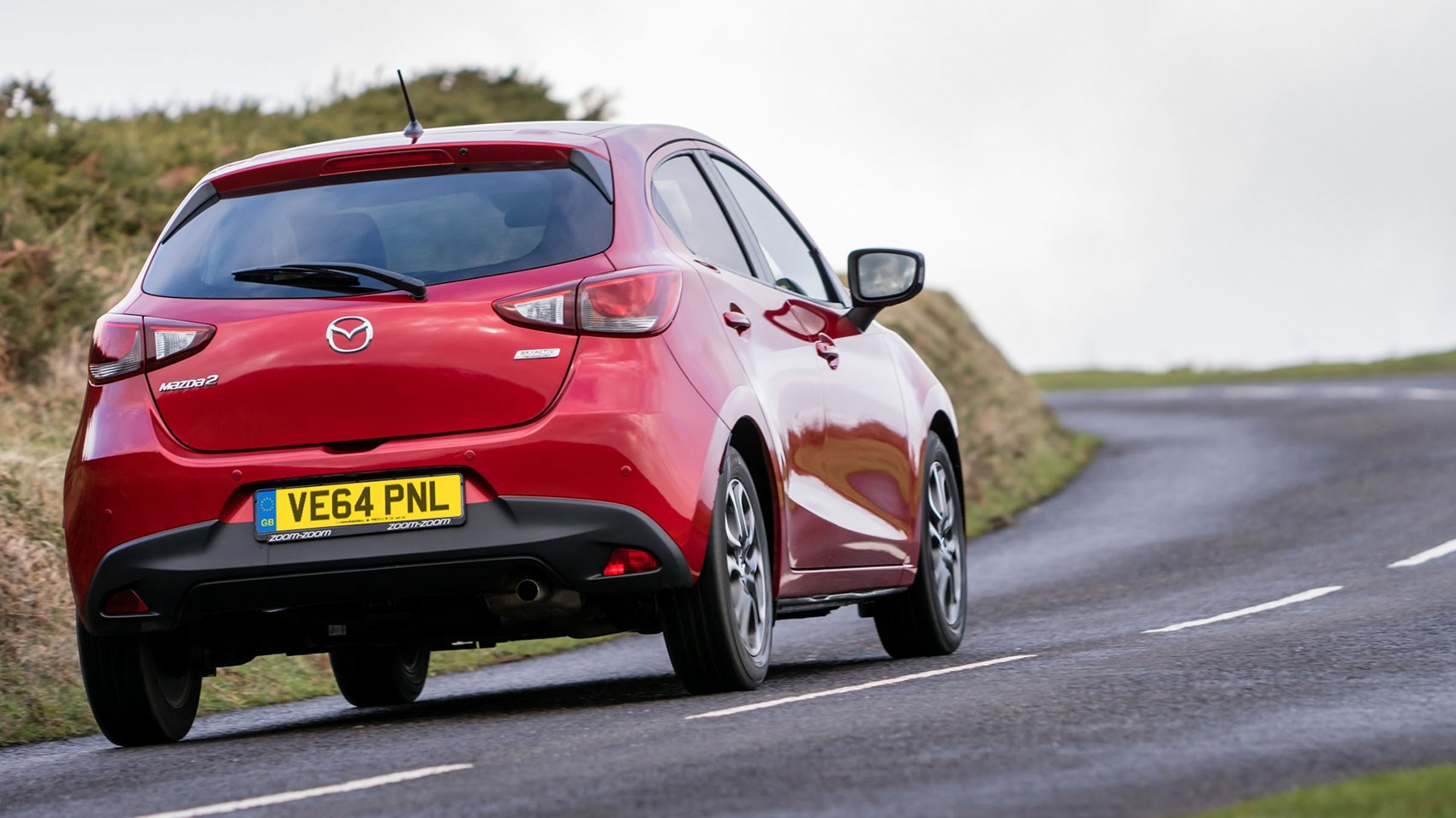 The New 2015 Mazda 2 On Test We Tested The Mazda 2 In 1.5 Petrol Guise ...
