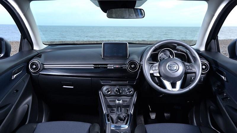 Mazda 2 15 90ps SEL Nav 2015 review by CAR Magazine