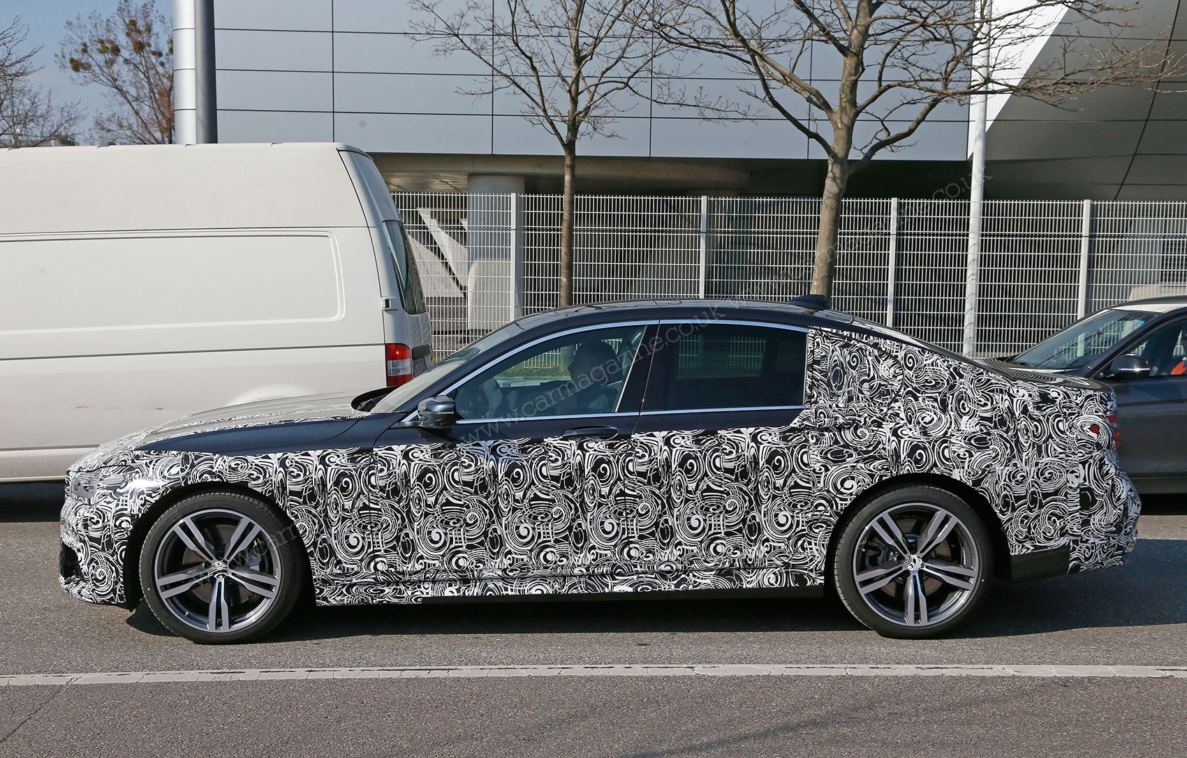 new 2015 bmw 7 series steps out in m sport spec by car magazine. Black Bedroom Furniture Sets. Home Design Ideas
