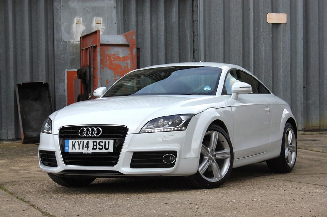 4) Audi TT
