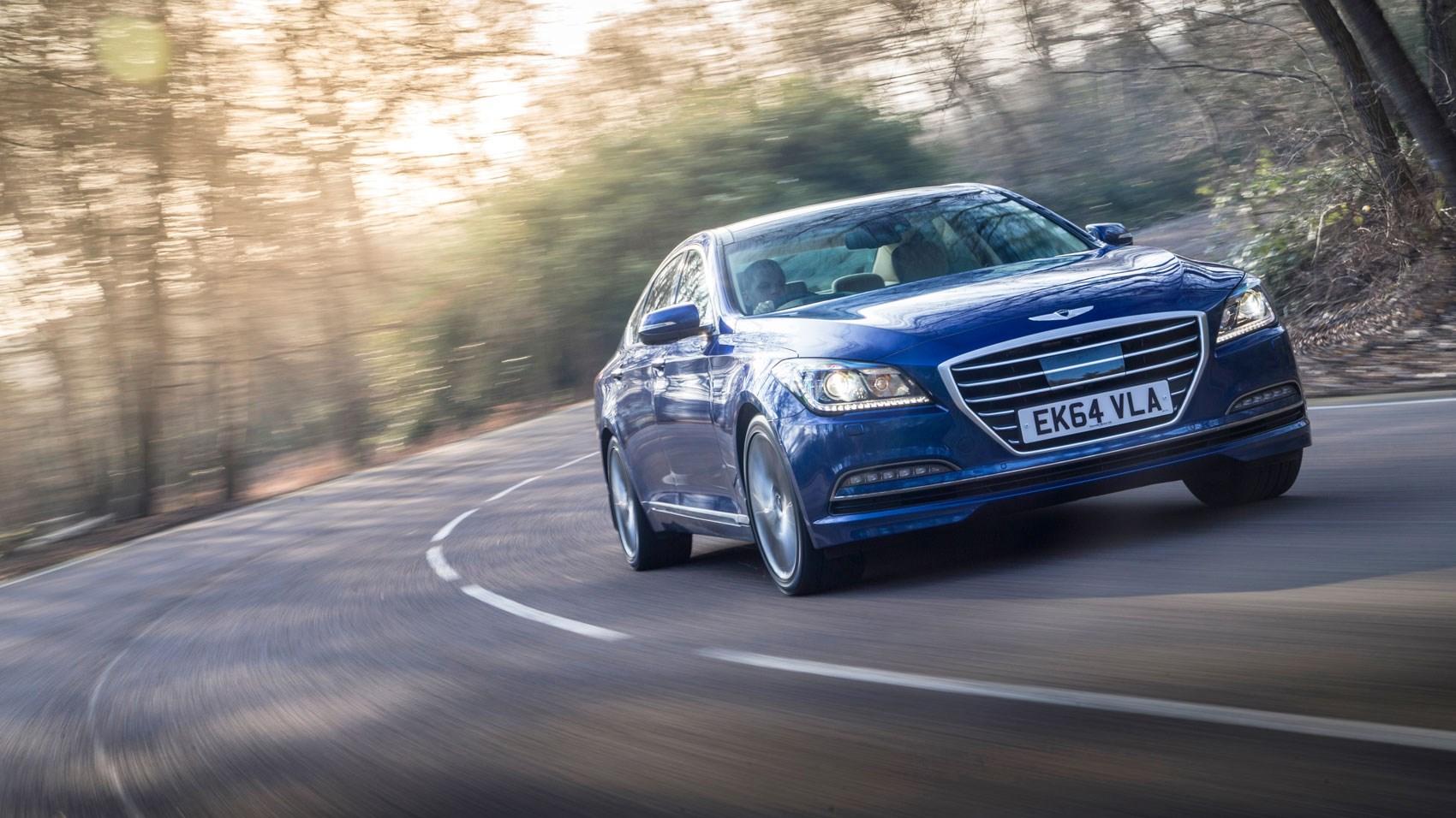 Hyundai Genesis 2015 Review Car Magazine