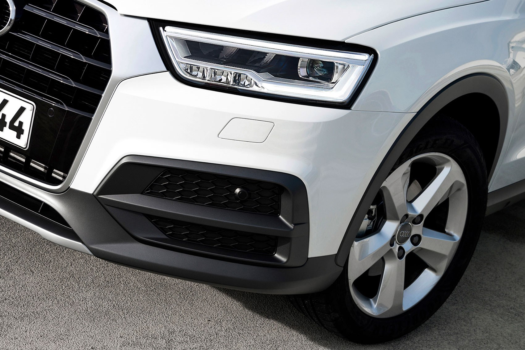 Audi Q Junior an even smaller baby crossover is due by 2019 by CAR