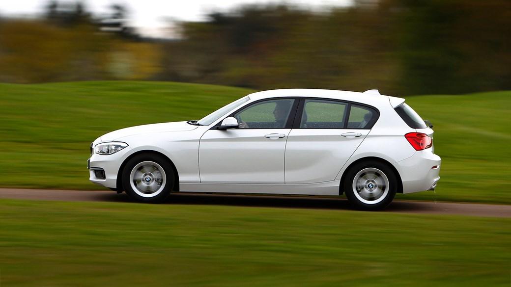 BMW 116d Efficient Dynamics Plus 2015 review by CAR Magazine
