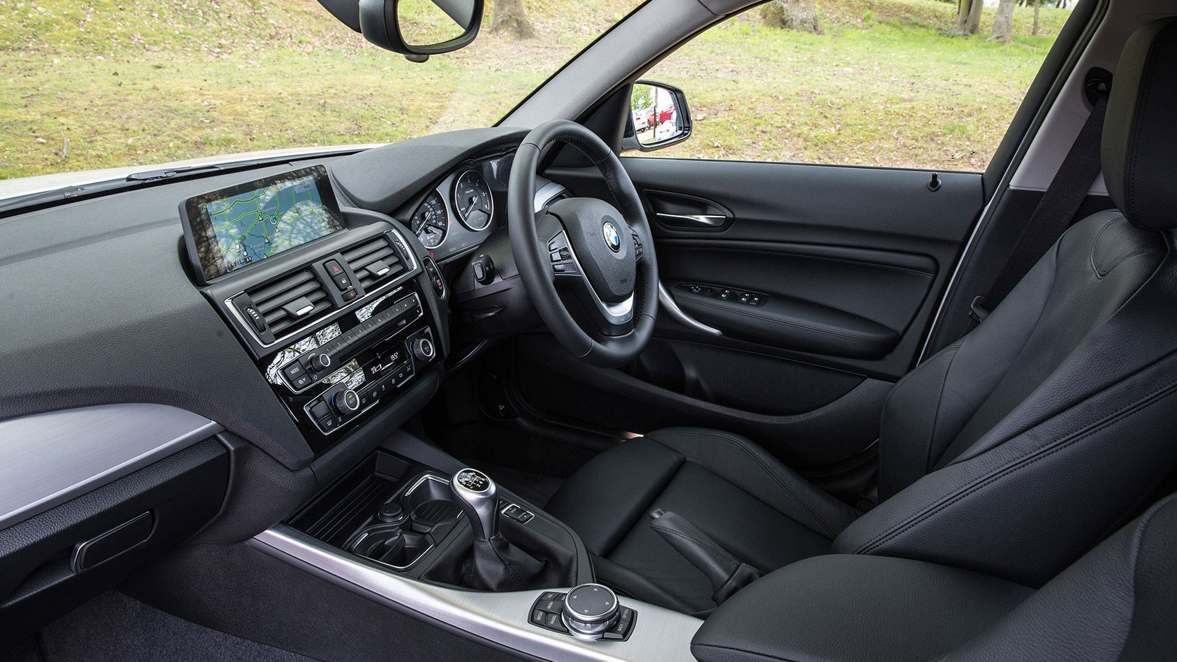 Bmw 116d Efficient Dynamics Plus 2015 Review Car Magazine E90 Start Stop Wiring Diagram The 1 Series Weakest Point An Ageing Cabin