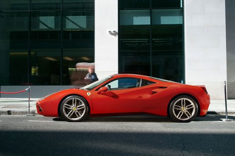 All the Ferrari V8 sports cars in one place a spotter\u0027s