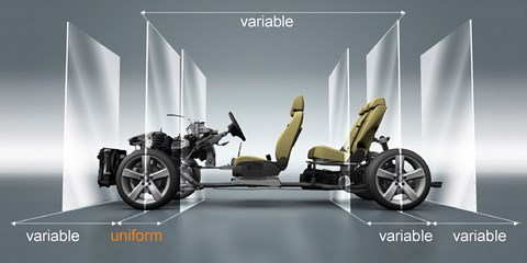 The clever-clogs flexible MQB platform that can accommodate so many different VW group cars