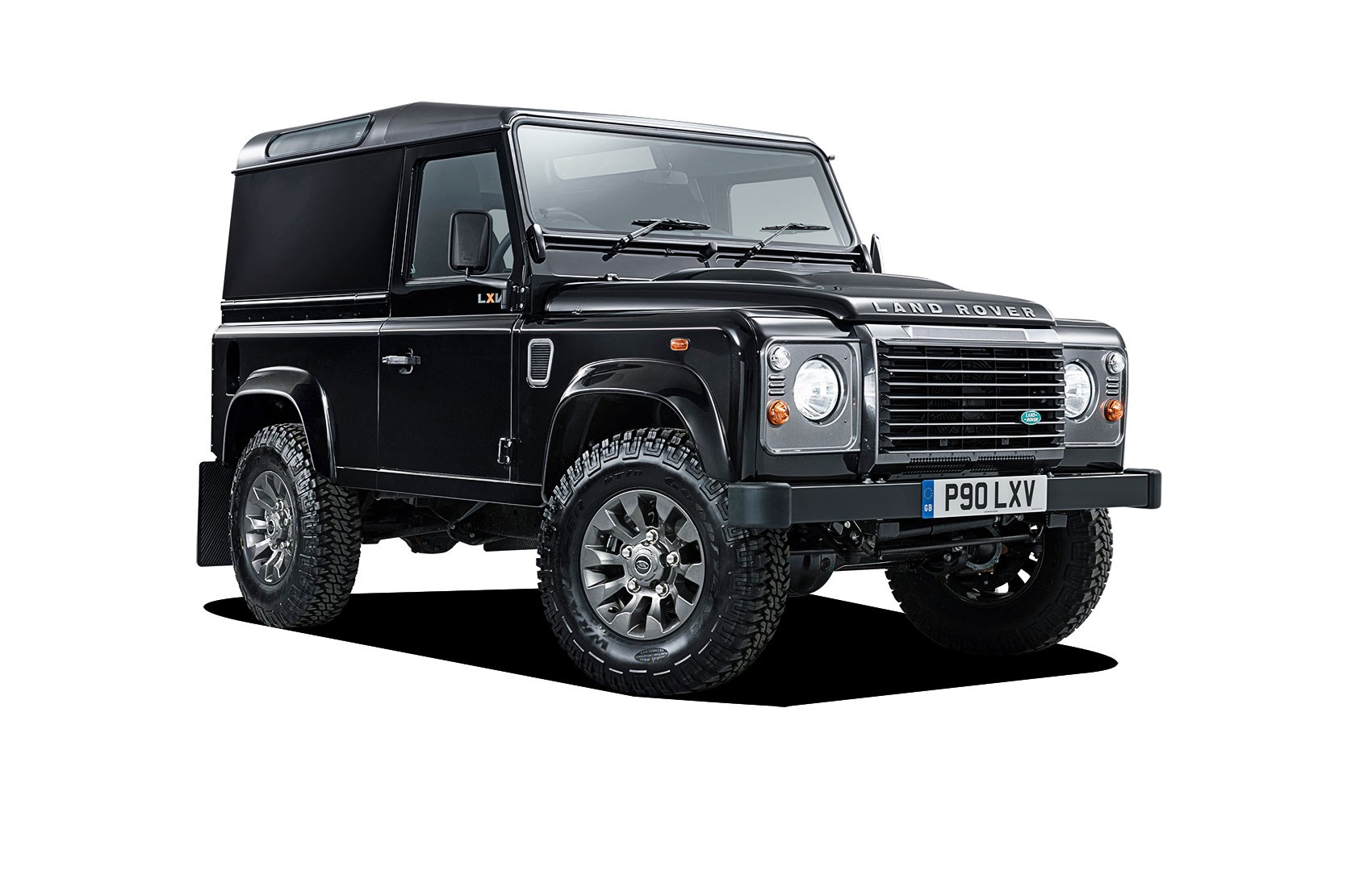 how many people does it take to build a land rover defender by car magazine. Black Bedroom Furniture Sets. Home Design Ideas