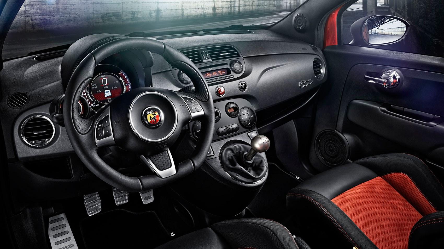 Abarth 595C Competizione 160 (2015) review   CAR Magazine