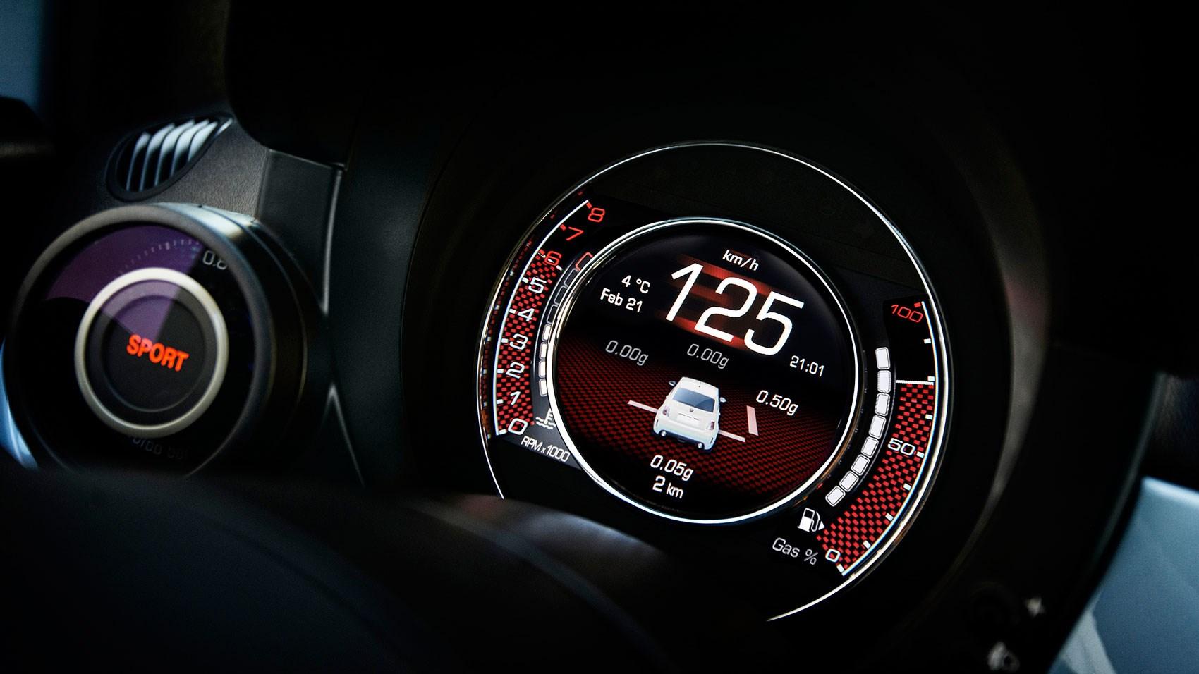 Abarth 595c Competizione 160 2015 Review By Car Magazine