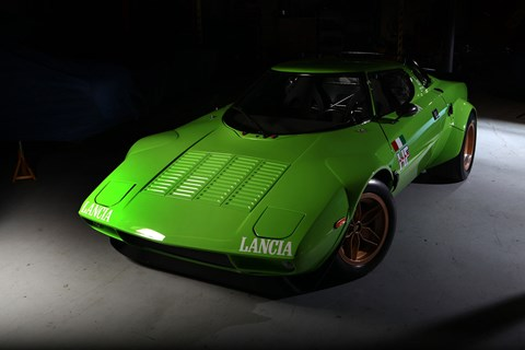 Lancia Stratos: a true icon of our times