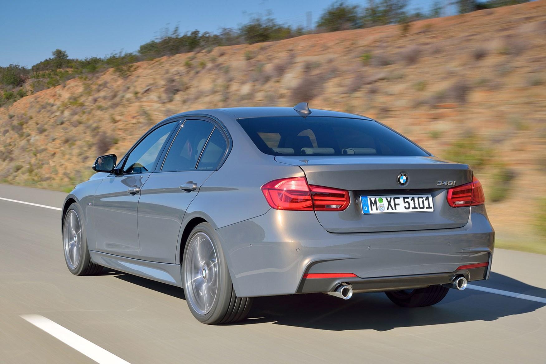 New Bmw 3 Series Facelift 2015 Revealed Car Magazine