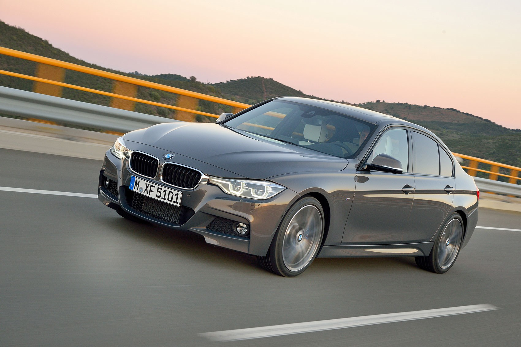 New BMW 3series facelift 2015 revealed by CAR Magazine