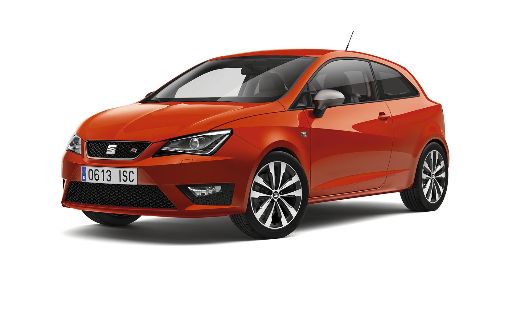 seat ibiza facelift 2015 the supermini beat goes on. Black Bedroom Furniture Sets. Home Design Ideas