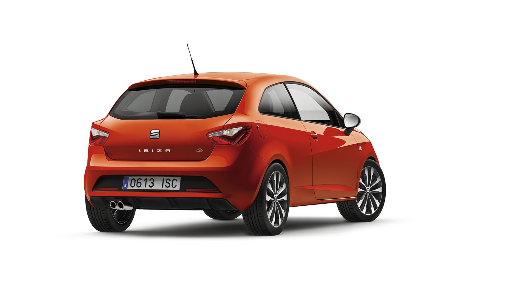seat ibiza facelift 2015 the supermini beat goes on by car magazine. Black Bedroom Furniture Sets. Home Design Ideas