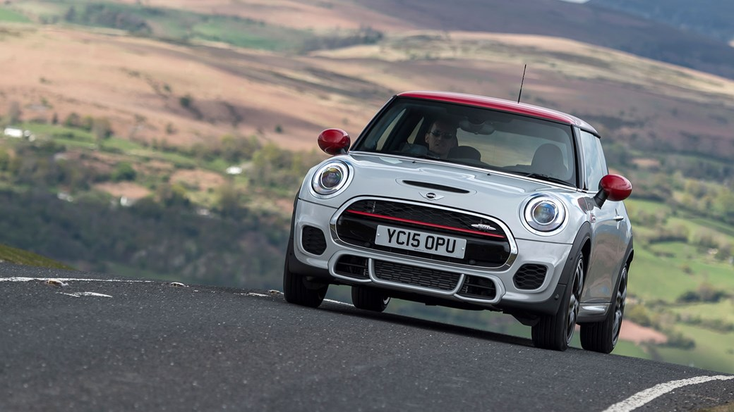 Mini John Cooper Works 2017 On Test