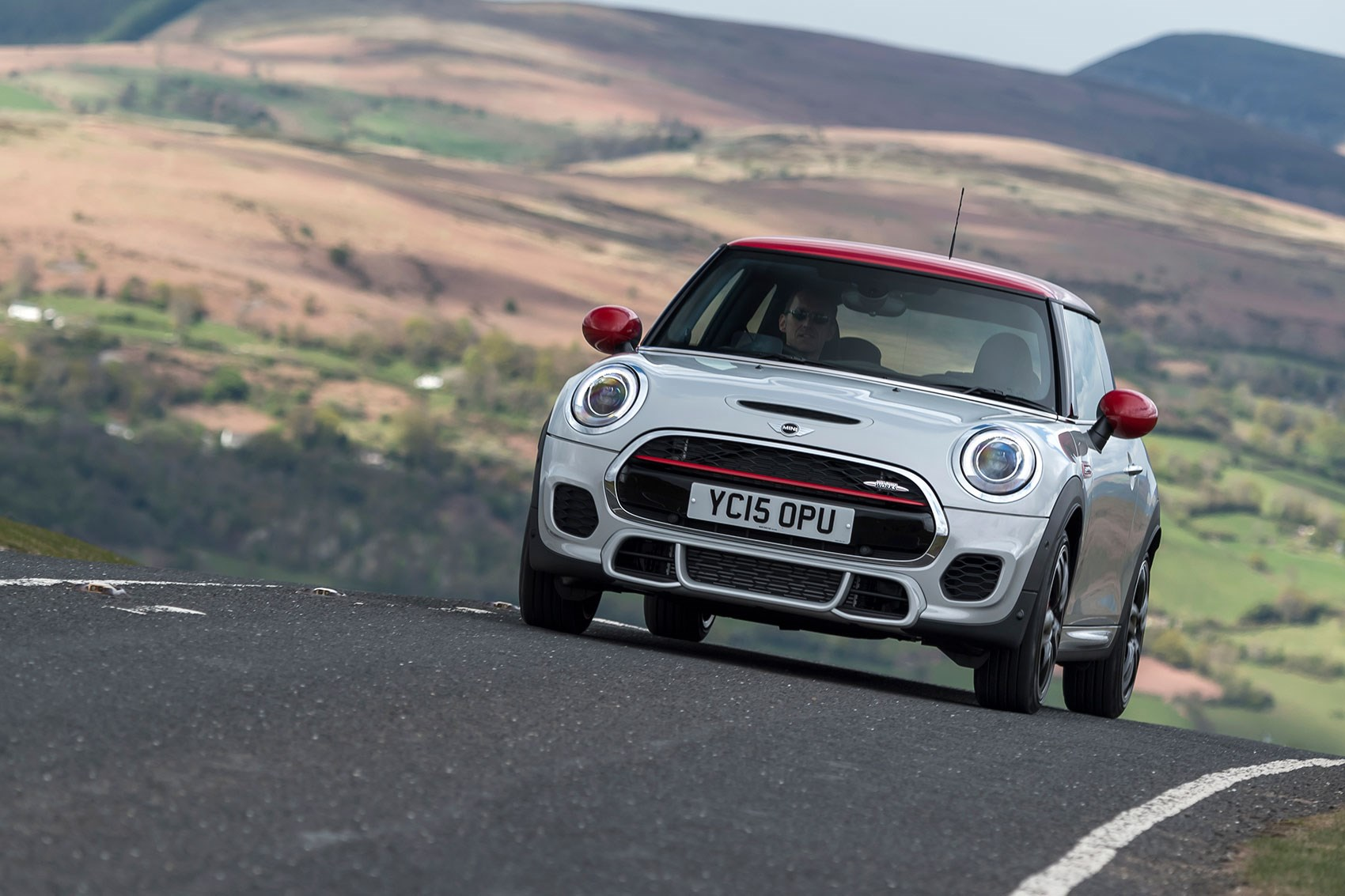 Mini John Cooper Works Steptronic Auto 2015 Review By