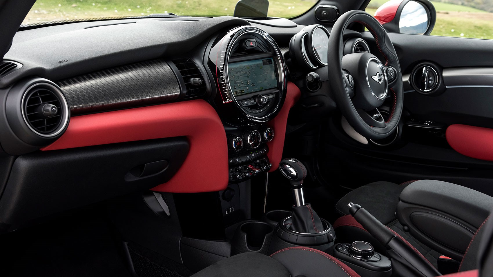 Mini John Cooper Works Steptronic auto 2015 review by CAR Magazine