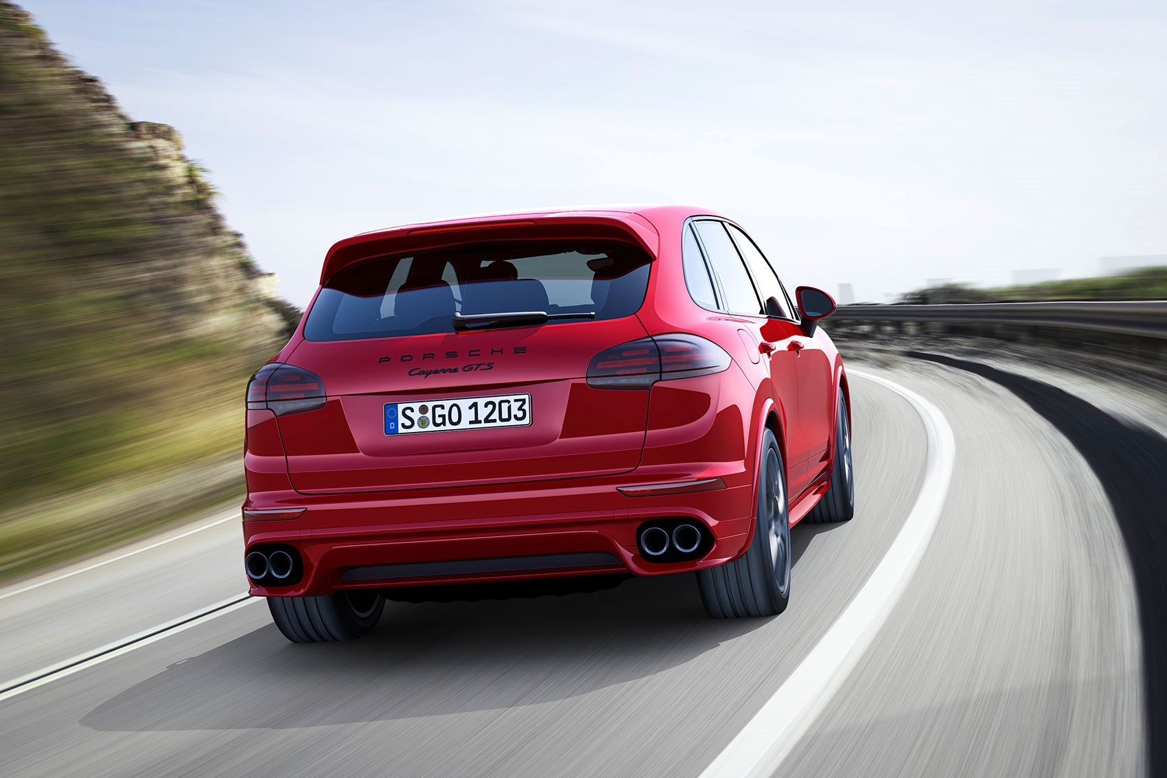 Bmw Of Murray >> Porsche Cayenne GTS (2015) review by CAR Magazine